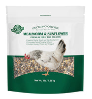Mealworm & Sunflower Treat w/ Free Shipping*