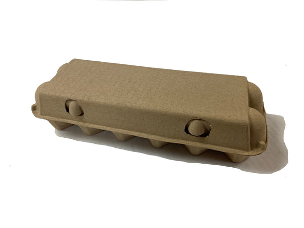 Pillo Post Egg Cartons in Brown  w/ Free Shipping*