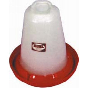 4 Gallon Plastic Fountain - 2pk