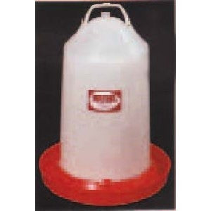 3-Gallon Plastic Fount