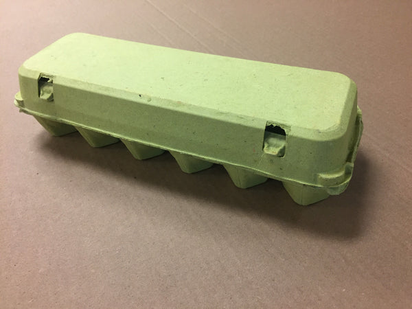 Pillo Post Egg Carton in Lime w/Free Shipping