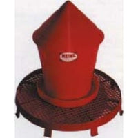 Large Capacity Round Feeder w/ Bulk Reservoir