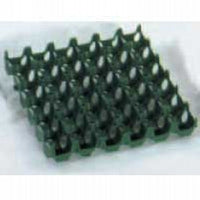 25 20-Egg Plastic Tray for Duck, Turkey or Peacock Eggs