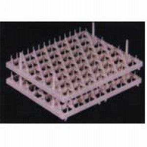 20 Stacking Pheasant Egg Trays Double Capacity