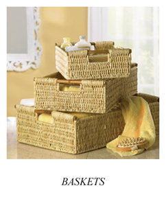 Privia Living - Baskets