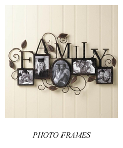 Privia Living - Photo Frames