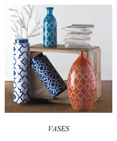 Privia Living - Decorative Vases