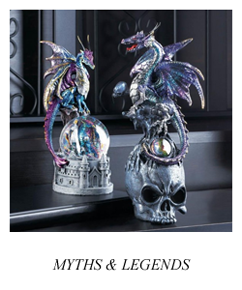 Privia Living - Myths & Legends
