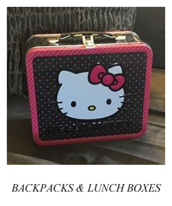 Privia Living - Backpacks & Lunch Boxes