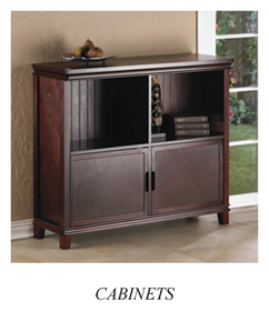 Privia Living - Cabinets