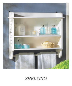 Privia Living - Shelving