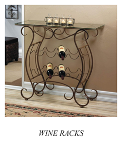 Privia Living - Wine Racks