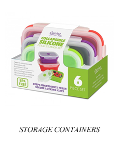 Privia Living - Storage Containers
