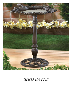 Privia Living - Bird Baths