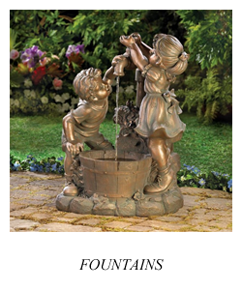 Privia Living - Outdoor Fountains