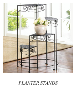 Privia Living - Plant Stands
