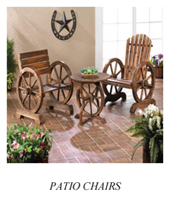 Privia Living - Patio Chairs