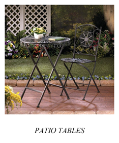 Privia Living - Patio Tables