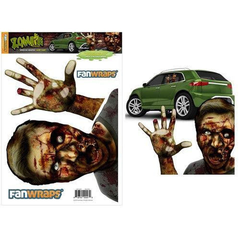 Zombie Gory Gary Window Car Decal