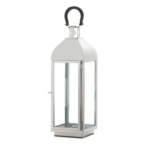 Tribeca Large Candle Lantern
