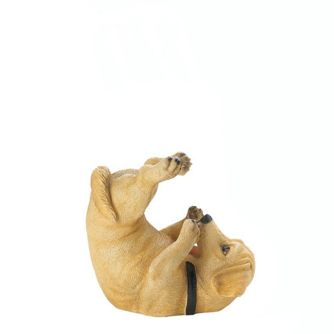 Yellow Lab Dog Wine Bottle Holder