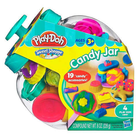 Play-Doh Sweet Shoppe Candy Jar