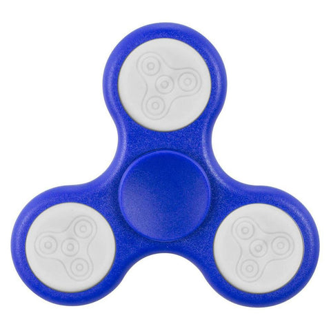 Blue Fidgety Spinner