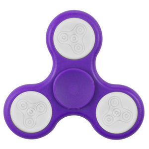Purple Fidgety Spinner