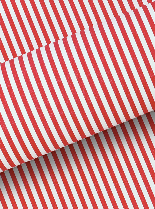 Red Candy Stripe
