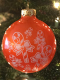 Tennessee Ornament with Power T