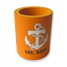 Vol Navy Foam Koozie