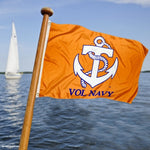 Vol Navy Boat Flag