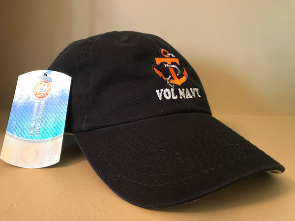 Navy Blue Vol Navy Hat