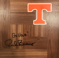 Coach Barnes signed Floorboard
