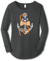 Long Sleeve Southern Pearl Anchor Shirt