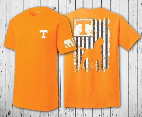 Smokey United Orange Shirt