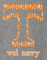 Vol Navy Boat Tank