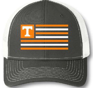 Vol United Flag Mesh Hat