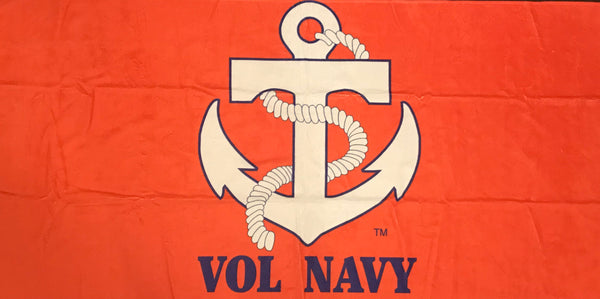 Vol Navy Towel