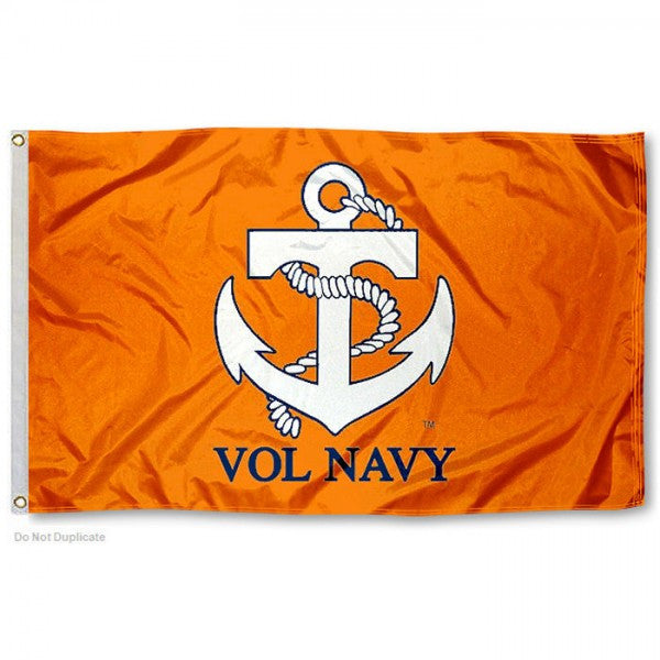 3x5 Vol Navy Flag