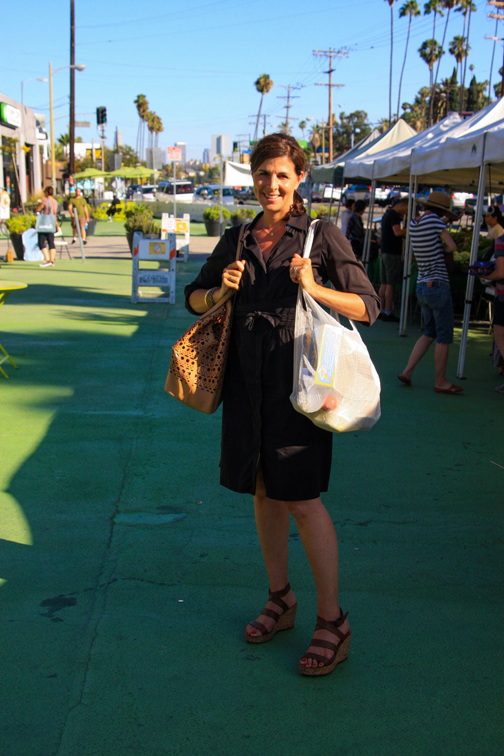Silver Lake Farmers Market