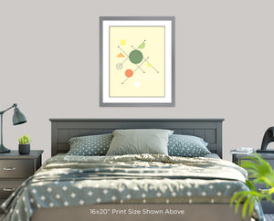 Abstract Series 3 Wall Art