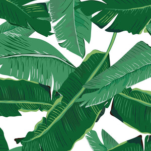 Banana Leaves Wall Art