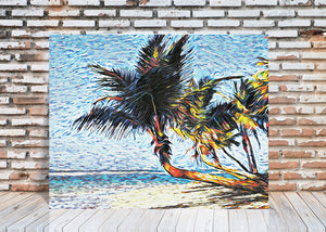 Dominican Beach Wall Art