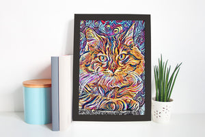 Cat Wall Art