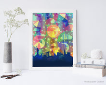 City of Dreams Wall Art