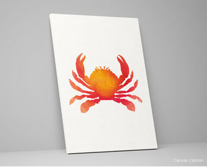Crab Wall Art