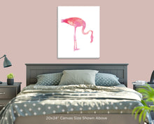 Flamingo Wall Art 2