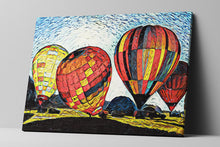 Hot Air Balloons Wall Art