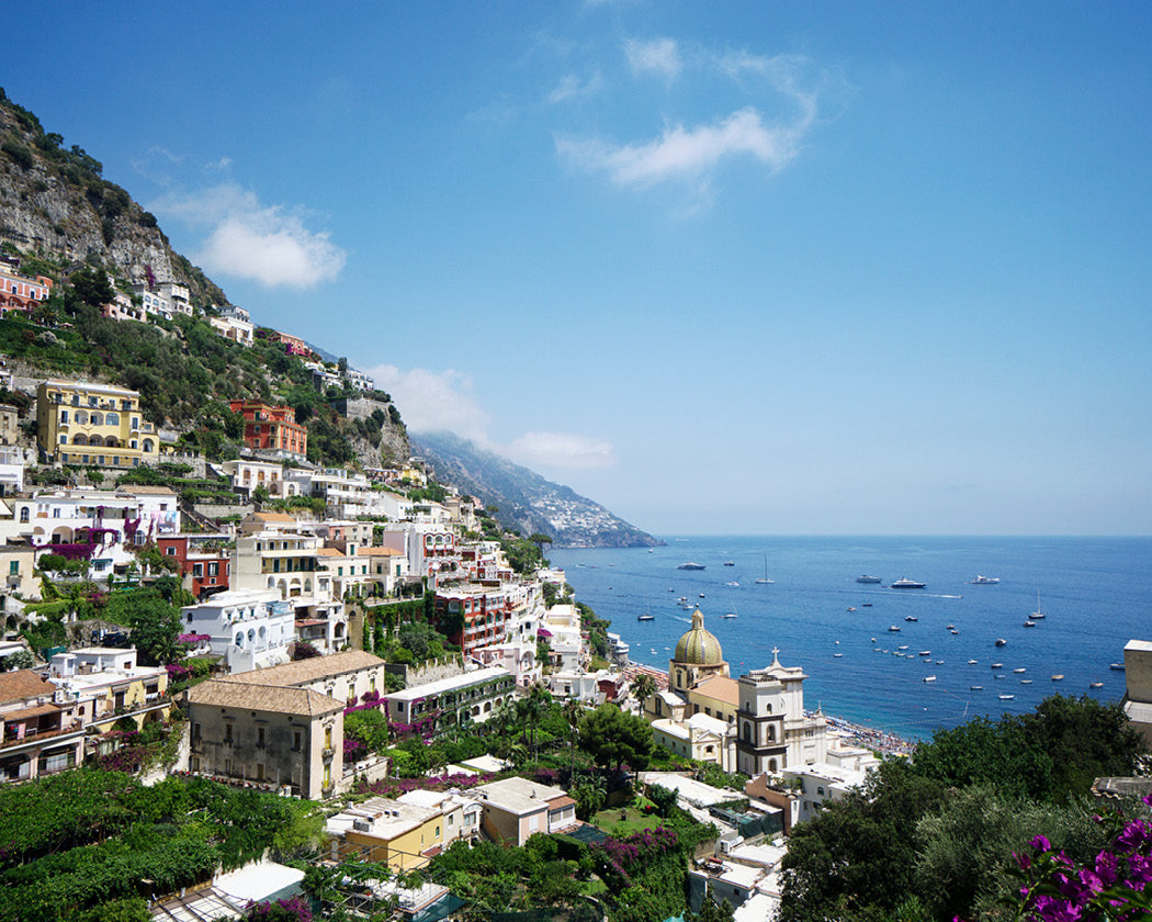 Italy Amalfi Coast Wall Art